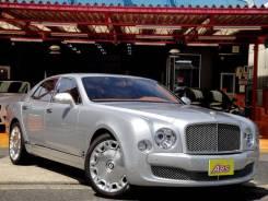 Bentley Mulsanne. автомат, задний, 6.8, бензин, 10 тыс. км, б/п. Под заказ