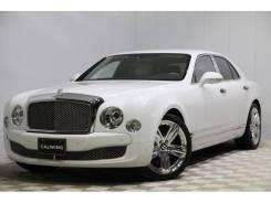 Bentley Mulsanne. автомат, задний, 6.8, бензин, 8 тыс. км, б/п. Под заказ