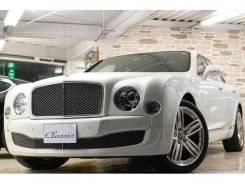 Bentley Mulsanne. автомат, задний, 6.8, бензин, 31 тыс. км, б/п. Под заказ