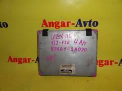 Блок управления двс. Toyota Mark II Wagon Blit, JZX110W, JZX110 Двигатель 1JZFSE
