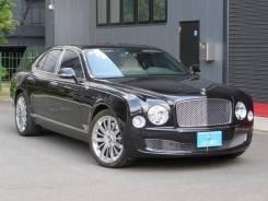Bentley Mulsanne. автомат, задний, 6.8, бензин, 21 тыс. км, б/п. Под заказ