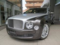 Bentley Mulsanne. автомат, задний, 6.8, бензин, 11 600 тыс. км, б/п. Под заказ