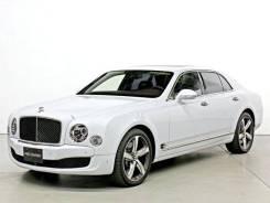 Bentley Mulsanne. автомат, задний, 6.8, бензин, 7 тыс. км, б/п. Под заказ