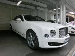 Bentley Mulsanne. автомат, задний, 6.8, бензин, 22 тыс. км, б/п. Под заказ