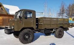 ГАЗ 66. ГАЗ-66, 4 250 куб. см., 4 000 кг.