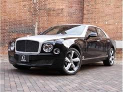 Bentley Mulsanne. автомат, задний, 6.7, бензин, 12 тыс. км, б/п. Под заказ