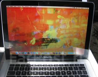 "Apple MacBook Pro 13 2011 Early MC724. 13.3"", 2,0 ГГц, ОЗУ 4 Гб, диск 320 Гб, WiFi, Bluetooth, аккумулятор на 3 ч."