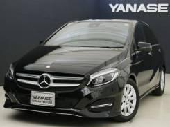 Mercedes-Benz B-Class. автомат, передний, 1.6, бензин, 7 000 тыс. км, б/п. Под заказ