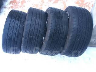 Bridgestone Regno. Летние, 2008 год, износ: 30%, 4 шт