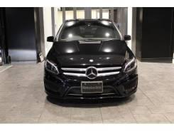 Mercedes-Benz B-Class. автомат, передний, 1.6, бензин, 5 000 тыс. км, б/п. Под заказ