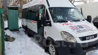 Iveco Daily 50C. Автобус Ивеко 19 мест, 3 000 куб. см., 19 мест