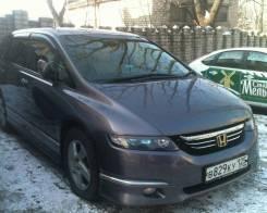 Honda Odyssey. автомат, 4wd, 2.4 (160 л.с.), бензин