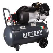 Компрессор поршневой Kittory KAC-50W (50л, 400 л/мин)