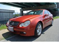 Mercedes-Benz C-Class. автомат, задний, 2.0, бензин, 90 000 тыс. км, б/п, нет птс. Под заказ