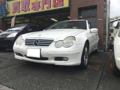 Mercedes-Benz C-Class. автомат, задний, 1.8, бензин, 77 000 тыс. км, б/п, нет птс. Под заказ