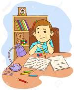 Помощь в выполнении домашнего задания по английскому языку