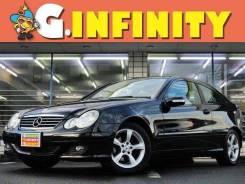 Mercedes-Benz C-Class. автомат, задний, 1.8, бензин, 86 000 тыс. км, б/п, нет птс. Под заказ