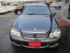 Mercedes-Benz C-Class. автомат, задний, 1.8, бензин, 54 000 тыс. км, б/п, нет птс. Под заказ