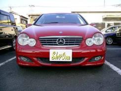 Mercedes-Benz C-Class. автомат, задний, 1.8, бензин, 99 000 тыс. км, б/п, нет птс. Под заказ