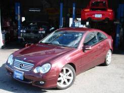 Mercedes-Benz C-Class. автомат, задний, 1.8, бензин, 6 800 тыс. км, б/п, нет птс. Под заказ