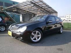 Mercedes-Benz C-Class. автомат, задний, 1.8, бензин, 76 000 тыс. км, б/п, нет птс. Под заказ