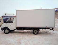 ГАЗ ГАЗель Бизнес. Газель Бизнес ГБО изотермический фургон 4м, 2 700 куб. см., 1 500 кг.