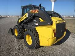 New Holland L230. Мини-погрузчик , 3 200 куб. см., 1 360 кг.
