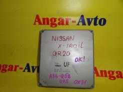 Блок управления двс. Nissan X-Trail, T30 Двигатель QR20DE