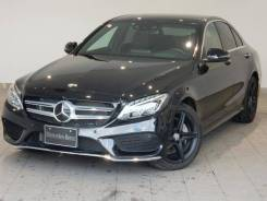 Mercedes-Benz C-Class. автомат, задний, 2.0, бензин, 7 000 тыс. км, б/п. Под заказ