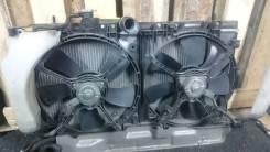 Вентилятор охлаждения радиатора. Subaru Impreza, GGD, GDD, GD4, GGC, GD2, GG2, GG5, GDC, GD3, GG3 Двигатели: EL15, EL154, EJ161, EJ15