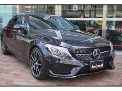 Mercedes-Benz C-Class. автомат, 4wd, 3.0, бензин, 3 400 тыс. км, б/п. Под заказ
