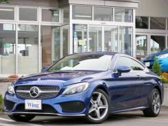 Mercedes-Benz C-Class. автомат, задний, 1.6, бензин, 7 000 тыс. км, б/п. Под заказ