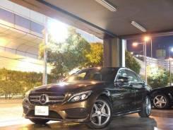 Mercedes-Benz C-Class. автомат, задний, 2.0, бензин, 3 000 тыс. км, б/п. Под заказ