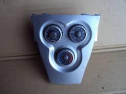 Блок управления климат-контролем. Toyota Belta, SCP92
