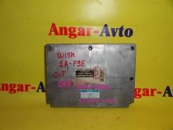Блок управления двс. Toyota Wish, ANE10, ANE10G Двигатель 1AZFSE
