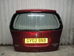 Крышка багажника. Toyota Corolla Verso