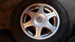 Bridgestone. 5.5x14, 4x100.00, ET38, ЦО 73,1мм.
