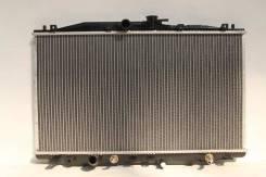 Радиатор охлаждения двигателя. Honda Accord, CL1, CL2, CL3, CL4, CL7, CL8, CL9, CM1, CM2, CM5, CM3 Двигатели: K20Z2, K24A, K24A8, K24A3, K20A, K24A4....