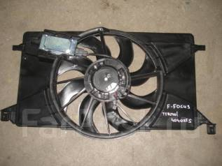 Диффузор. Ford Focus