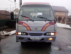 Hyundai Chorus. Автобус Hyundai, 3 000 куб. см., 25 мест