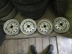 Chevrolet. 4.5x13, 4x114.30, ET45, ЦО 69,1мм.