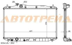 Радиатор Honda Civic 3/5D 1.4/1.8 05- HD0001-FN