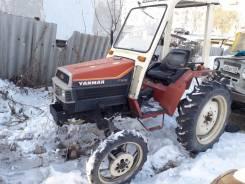 Yanmar. Продам трактор 4WD, 1 500 куб. см.