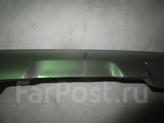 Губа. Audi Q7, 4M