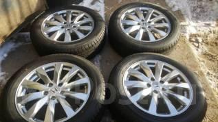 Комплект колёс Honda CR-V. 7.0x18 5x114.30 ET50 ЦО 64,1мм.