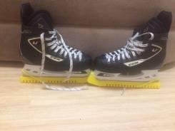 Коньки ССМ 42 р. размер: 42, хоккейные коньки