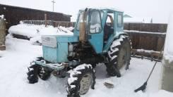 ЛТЗ Т-40. Мощный полноприводный трактор, 2 000 куб. см.