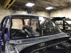 Стекло лобовое. Toyota Hilux Surf, VZN185, VZN185W