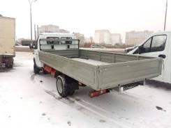 ГАЗ ГАЗель Бизнес. Газель Бизнес ГБО борт 5м, 2 700 куб. см., 1 500 кг.