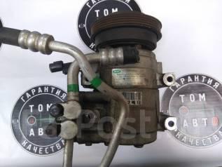 Компрессор кондиционера. Hyundai: Sonata, Tucson, Lavita, Tiburon, Coupe, Elantra, Tuscani, ix35, Avante, Matrix Двигатель D4BB